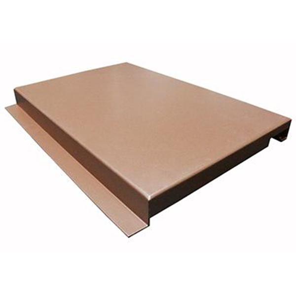 烤瓷铝单板