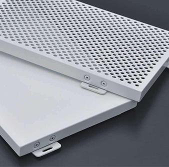 幕墙铝单板系列