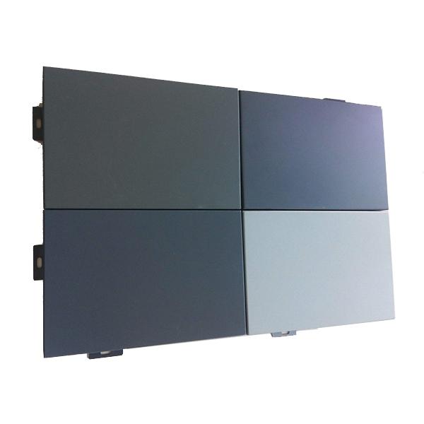 铝单板施工